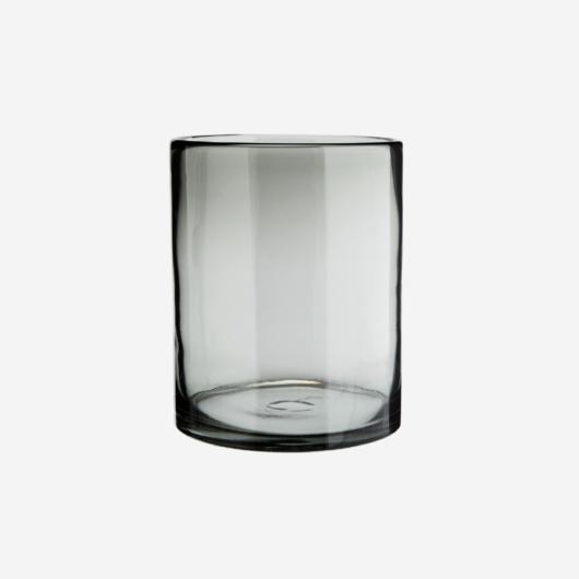 Füstüveg cső váza